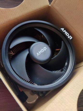 Кулер AMD Wraith Stealth