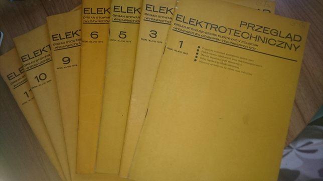 Przegląd elektrotechniczny zeszyty. Prl