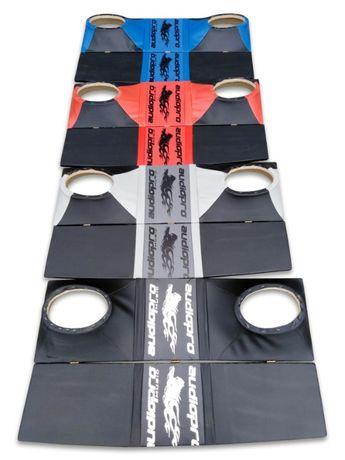 Акустическая полка Ваз 2108,2109,2113,2114 красная,серая,синяя,черная