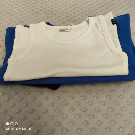 Spodnie bluzka podkoszulek 110 cool club