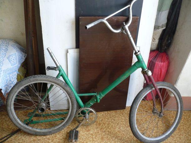 Велосипед Десна--на запчасти или восстановление