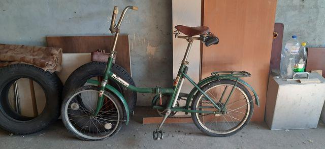 Продам велосипед десна 2 складной