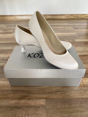 Buty taneczne - ślubne KOZDRA