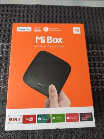 Xiaomi Mi Box 4k odtwarzacz multimedialny ANDROID TV