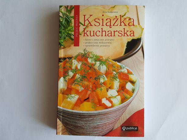 Książka kucharska Ewa Aszkiewicz. Polskie przepisy. Kulinaria