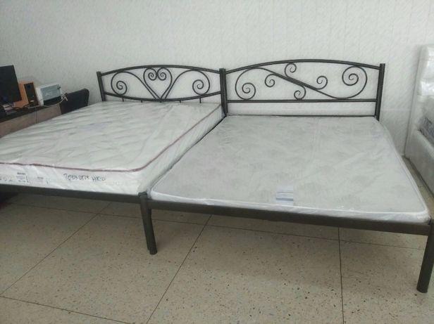 Качественные металлические кровати в наличии и под заказ.