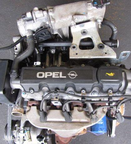 Motor Opel Astra/Corsa/Combo/Meriva 1.7DTI 75cv Ref.: Y17 DT