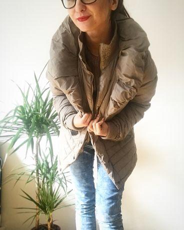 Kurtka zimowa marki Zara rozmiar M/XL