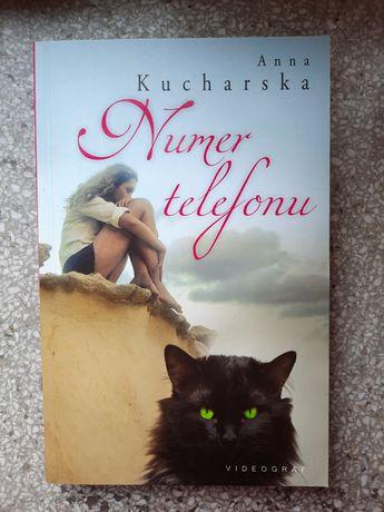 Książka Numer telefonu Anna Kucharska