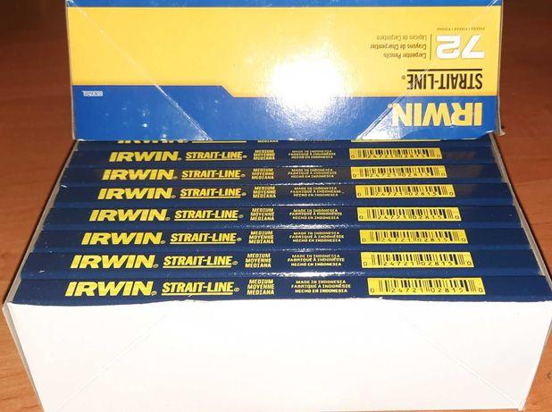 Ołówek stolarski Irwin opakowanie 72 szt.66305SL Tanie