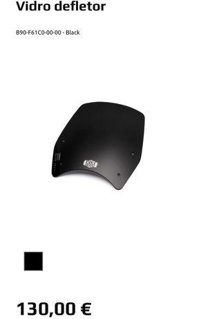 XSR900 Vidro defletor