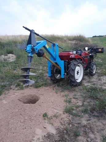 Wiertnica, świder do traktorka