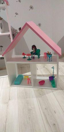 Śliczny domek dla dziewczynki