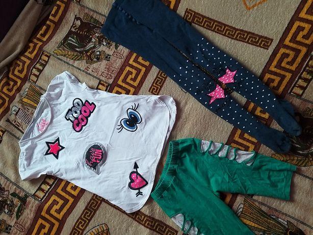 Пакет вещей на девочку (4-5)