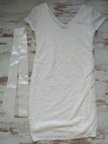 Sukienka ciążowa ślubna Torelle Lace xs