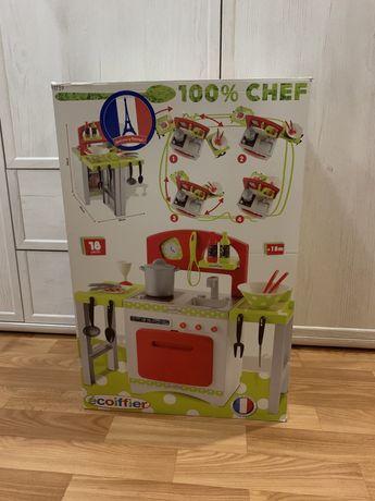 Нова дитяча кухня Ecoiffier