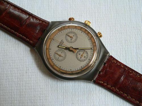 Relógio Swatch Chrono URGENTE