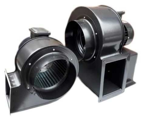 Вентилятор вытяжка центробежный, радиальный, улитка, пылевой Dundar