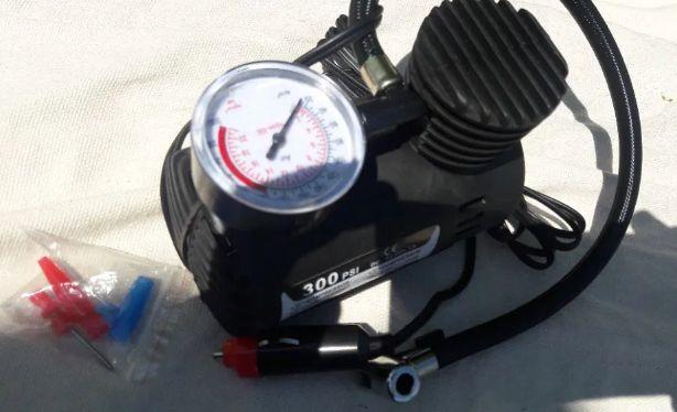 Автомобильный насос компрессор Air Compressor 12V / 300 PSI новый