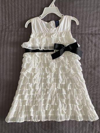 Платье нарядное Gap на 4 года