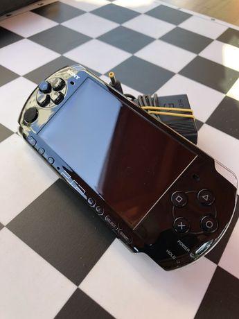 Psp, Sony 3000,3008 Прошитая 6.61 Infinity - 8GB карата памяти