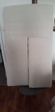Ikea materac 80 x 200 rosnący wraz z łóżkiem.