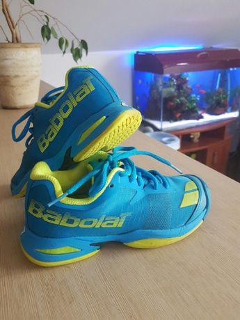Buty tenisowe Babolat r. 33,5 długość wkładki ok 22 cm