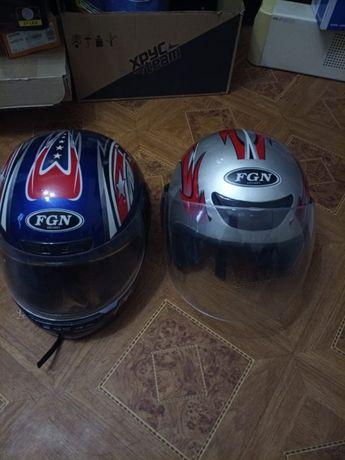 Шлем fgn в хорошем состоянии для скутера (мотоцикла )