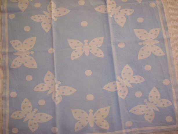 Детское одеяло одеяльце (байка) 96х96см