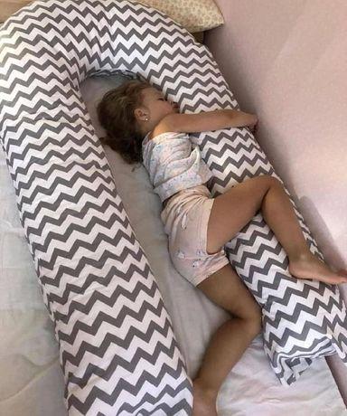 Обнимашка,Подушка для кормления, Для беременных, I , J и U-образные