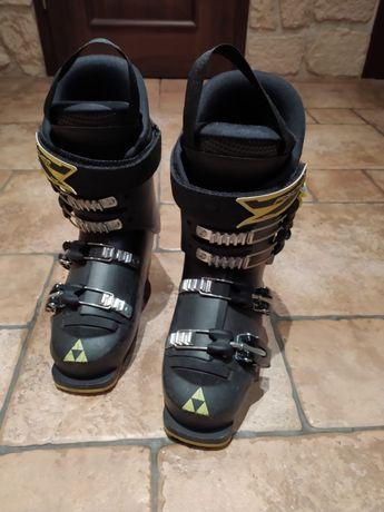 Buty narciarskie Fischer czarne rozm 263mm 22,5 225
