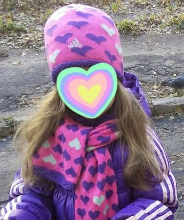 Комплект Adidas для девочки 4-6 лет