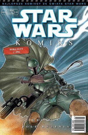 STAR WARS nr 1 i 5 z 2010 roku wyd. Egmont