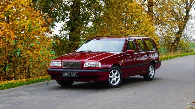 Volvo 850 2.5 10V 1994r LPG serwis