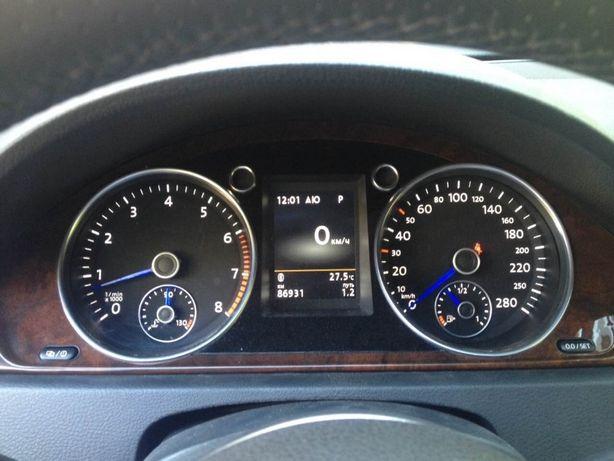 Приборная панель,панель приборов,приборка VW PASSAT B6 B7 CC R-line 3D