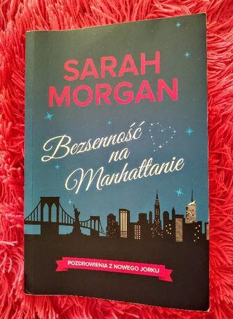 Sarah Morgan- Bezsenność na Manhattanie