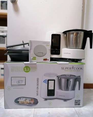 Super Cook - Robot de Cozinha