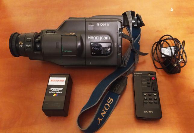 Kamera Sony Video8 CCD-F450E