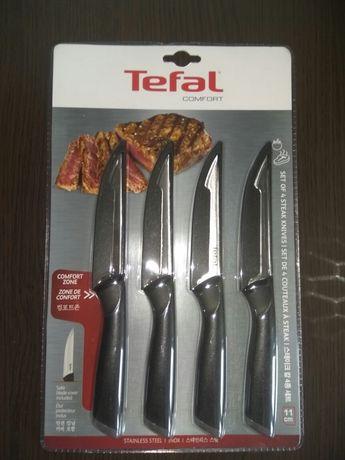 Tefal K221S414 - zestaw 4 noży do steków