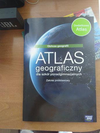 Atlas Geograficzny Ponadgimnazjalny