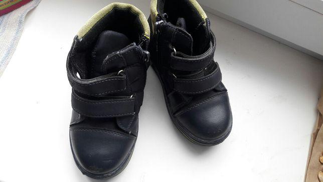 Осенние ботинки кроссовки на мальчика