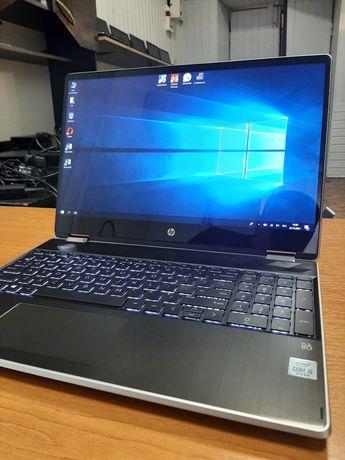 HP Pavilion x360 Convertible 15-dq1052nr i5-10210U (Включался 95 раз)
