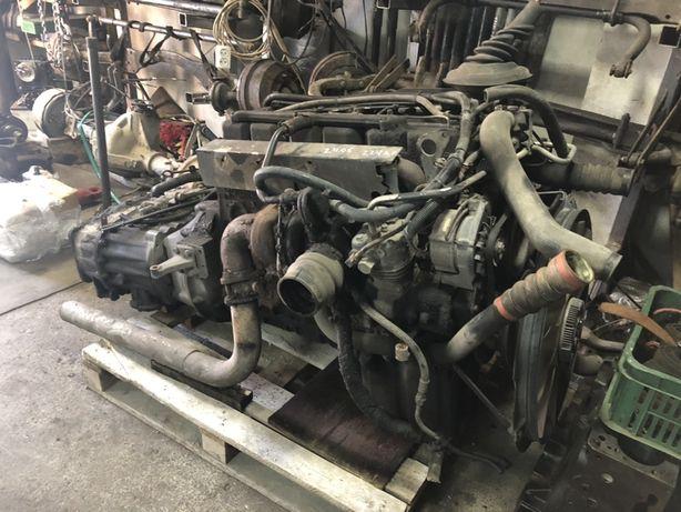 Двигатель/ двигун MAN D0824, D0826. MAN 8.163, 10.163