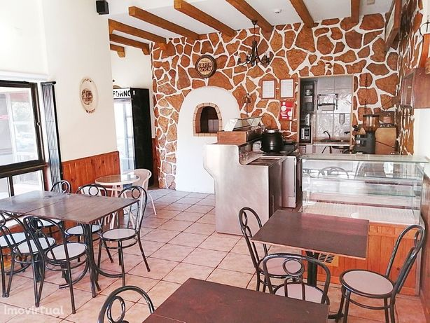 Restaurante - Hamburgueria-Pizzaria-Take Away c/ Esplanad...
