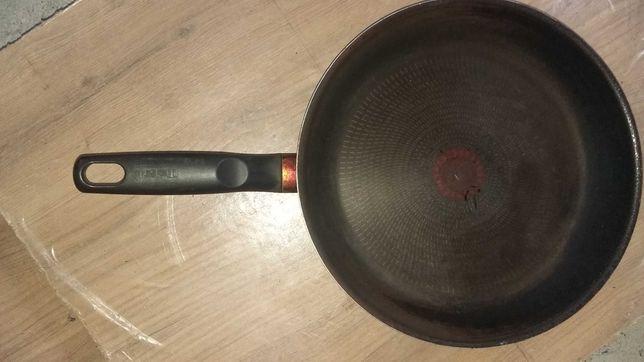 Patelnia tefal na kuchenkę gazową