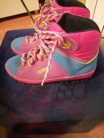Buty dziewczęce rozmiar 5