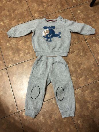 Спортивный костюм для мальчика 12-24 месяца