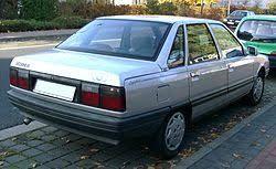 Renault 21 на розборку