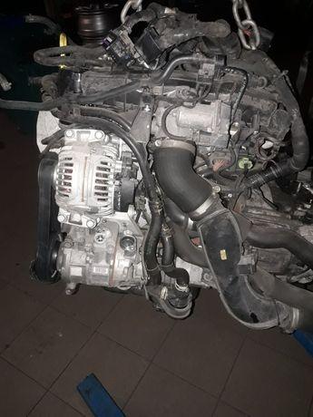 Volkswagen silnik oznaczenie CCZ 2.0 TFSI