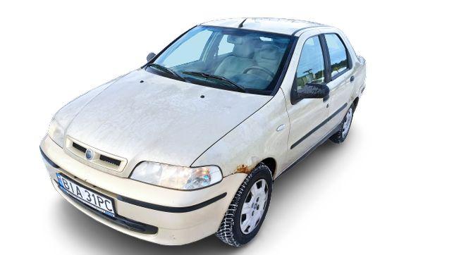 FIAT ALBEA 2005 rok, tylko 160 tys. przebiegu, 1.2 benzyna